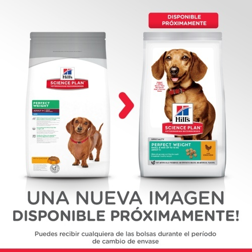 Science Plan Canine Hill Mini Perfeito Peso Dog Food
