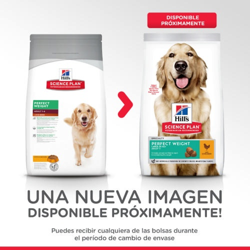 Science Plan Canine Perfeito Peso Large Breed Hill Dog Food