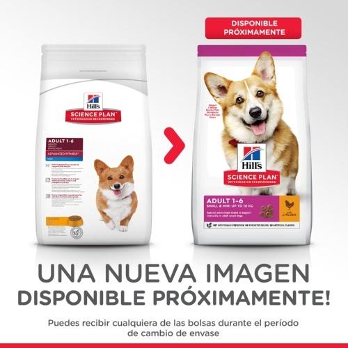 Hill's Science Plan Canine Adult Small and Miniature ração para cães