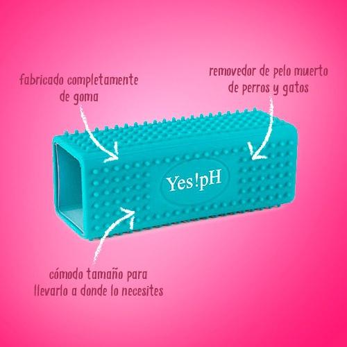 Removedor de pelos Yes!pH limpeza perfeita de estofos