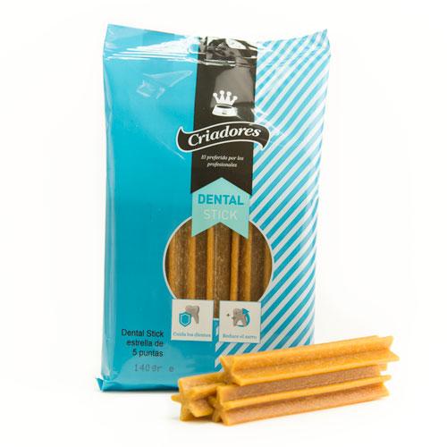 Snacks para cães Criadores Dental Stick estrela de 5 pontas