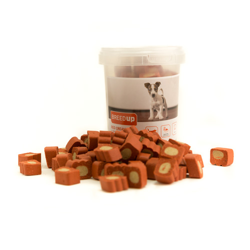 Snacks para cães Breed Up Cream Paws