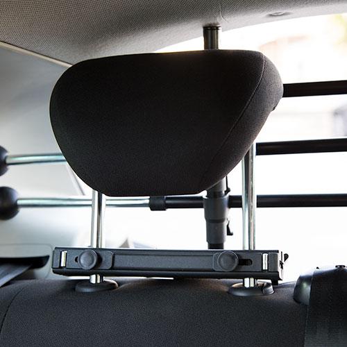 Grade de separação robusta para automóvel TK-Pet Safe Trip