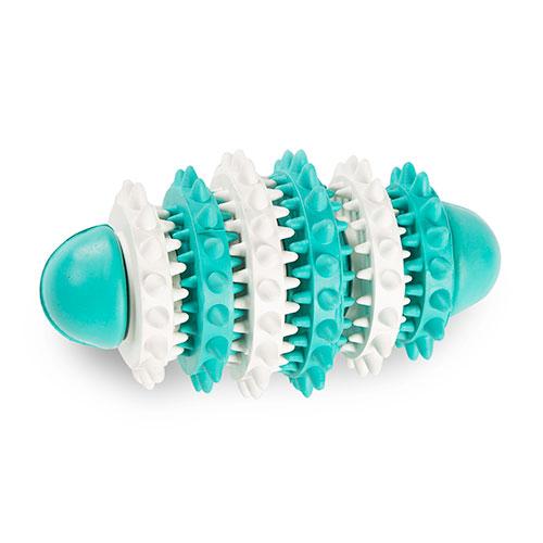 Brinquedo para cães TK-Pet Dental 360 bola de rugby