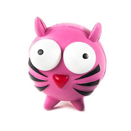 Brinquedo para cães TK-Pet Nature Toy gato de borracha natural