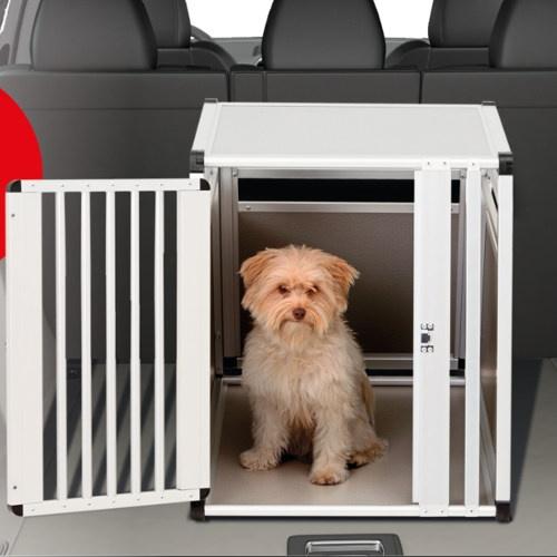 Jaula de transporte para cães