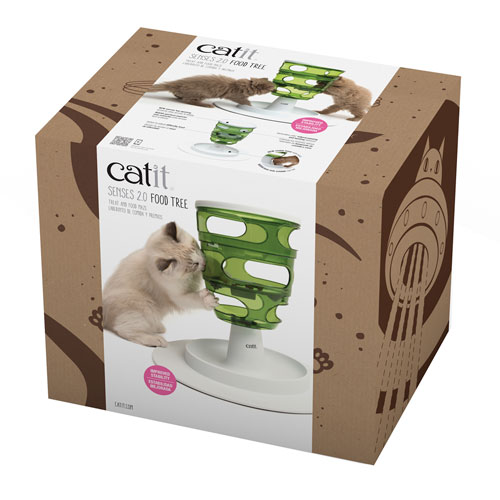 Labirinto de prémios Catit Senses 2.0 Food Tree