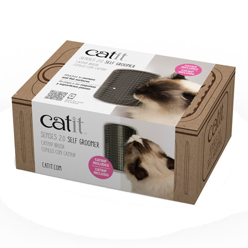 Massageador para gatos Catit Senses 2.0 Self Groomer