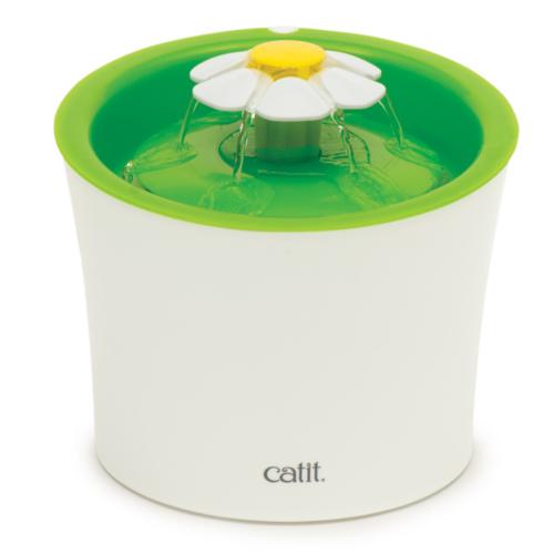 Fonte para gatos com 3 velocidades Catit Senses 2.0 Flower