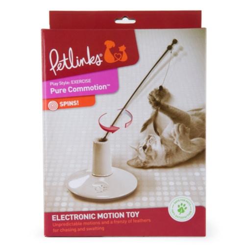 Brinquedo interativo com vara para gatos Pure Commotion