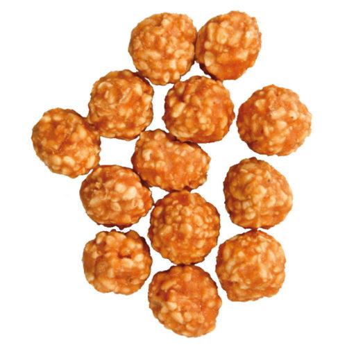 Bolinhas de frango e arroz Chick'n Snack Balls
