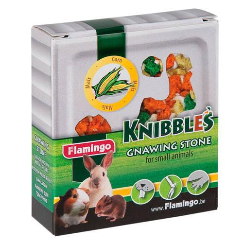 Knibbles Pellets de milho para roer