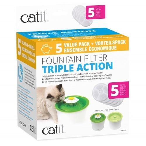 Filtro para fonte Catit Senses 2.0 Flower