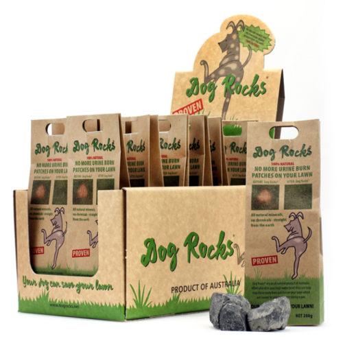 Dog Rocks pedras para evitar manchas de urina