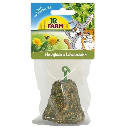 Snack sino de feno com dente-de-leão JR Farm para roedores e coelhos
