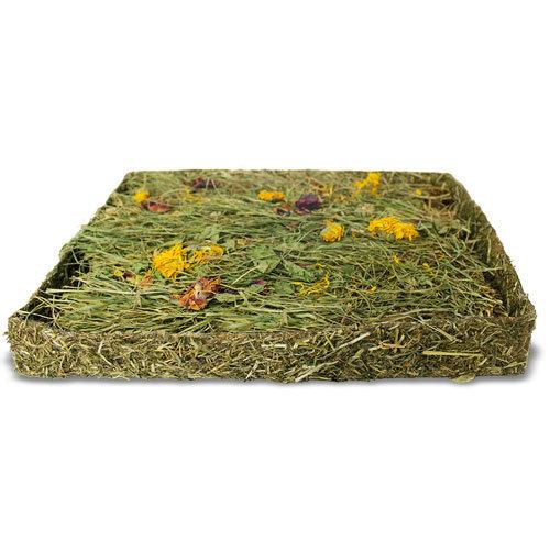 Prado de ervas com flores JR Farm para roedores e coelhos