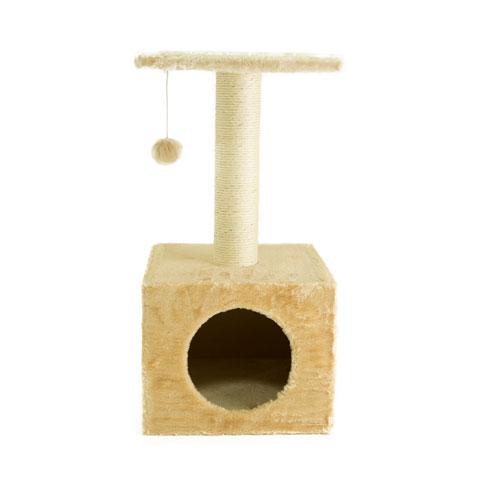 Arranhador para gatos TK-Pet Ara castanho