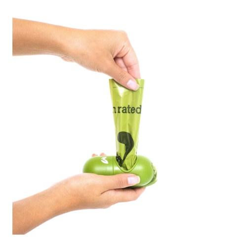 Dispensador de sacos com aroma a lavanda Earth Rated