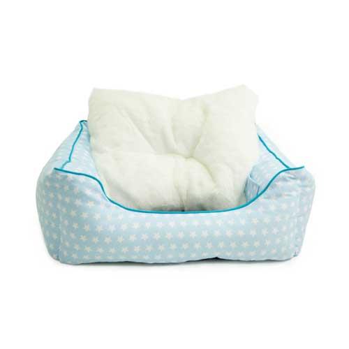 Cama especial para cachorros TK-Pet Puppy azul