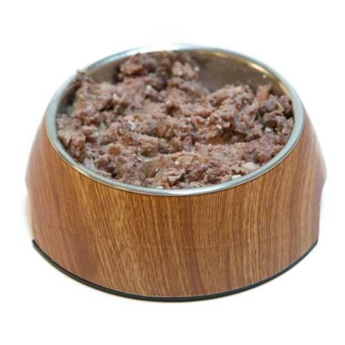 Alimento completo Criadores vitela com Topping rosa mosqueta
