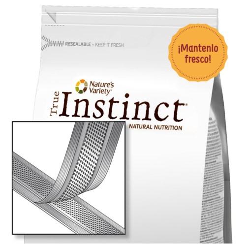 True Instinct Original com frango para gatinhos