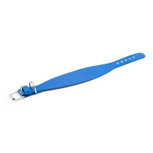 Coleira sintética para galgos TK-Pet azul