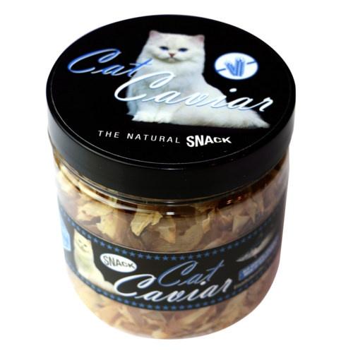 Snack laminado de atum Cat Caviar