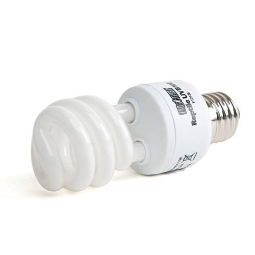 Exo Terra Reptil UVB100 lâmpada compacta tropical