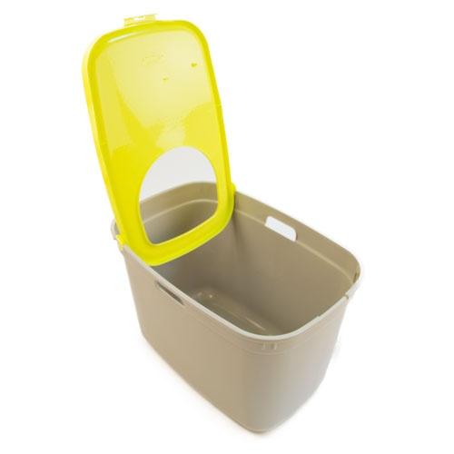 Bandeja sanitária abertura superior TK-Pet Oliver