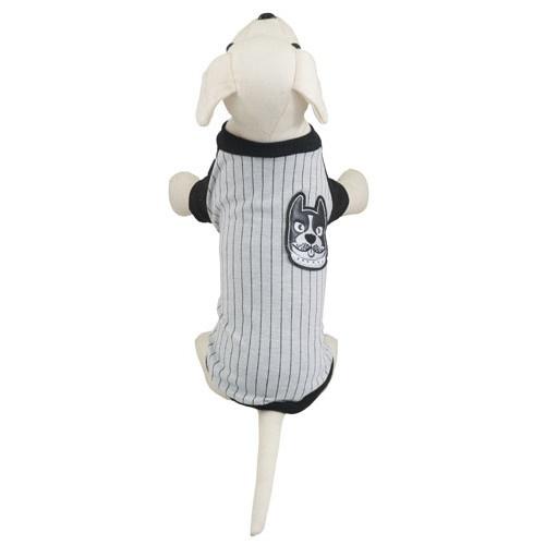 Camisola para cães Basebull cinza
