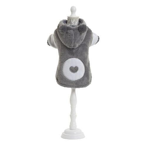 Camisola suave reversível para cães Koala