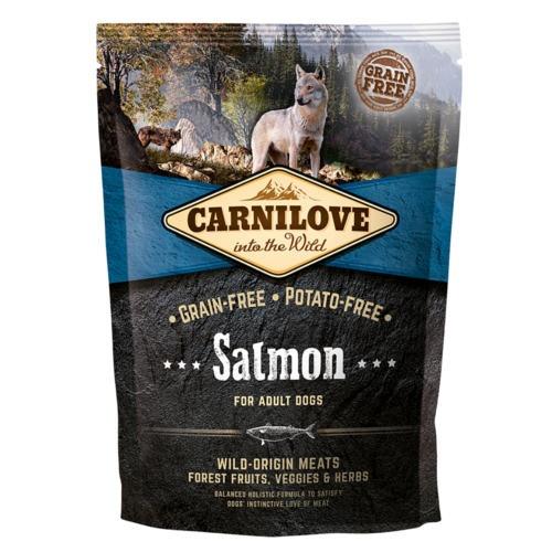 Ração Carnilove Salmon para cães