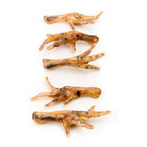 Snack Criadores patas de frango ao natural