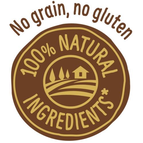 True Instinct No Grain patê de carne com verduras
