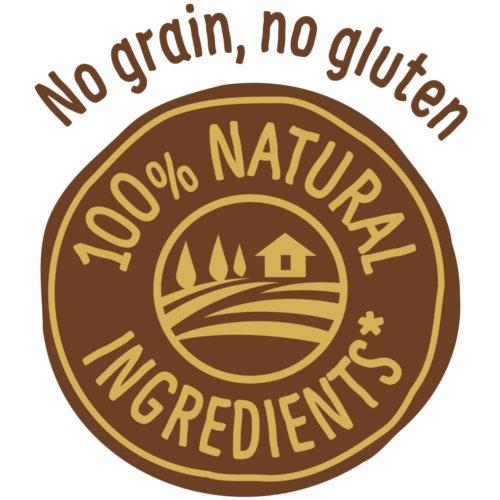 True Instinct No Grain Medium/Maxi Terrina salmão
