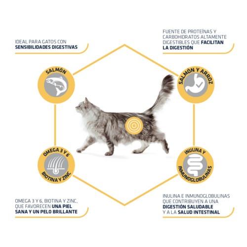 Advance Cat Sensitive Adult Salmon & Rice