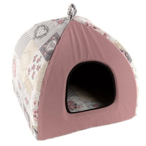 Cama iglu para cães e gatos TK-Pet Sisi