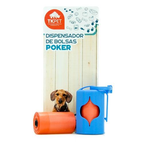 Dispensador de sacos TK-Pet Poker