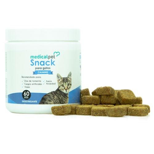 Snack Medicalpet Calming para gatos