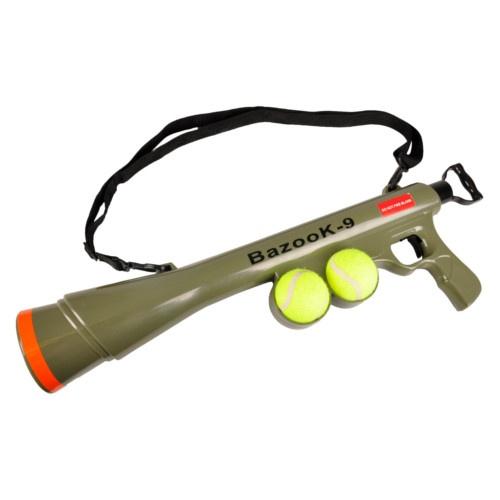 Lançador de bolas de ténis Bazooka