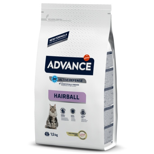 Advance Hairball
