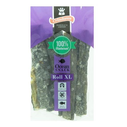 Criadores Ocean Snack Roll XL pele de Bacalhau