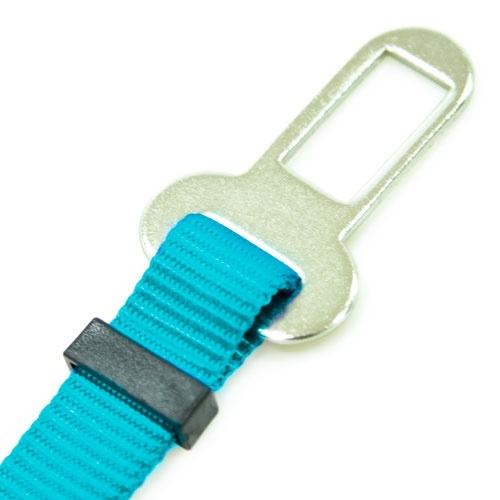 Adaptador cinto de segurança TK-Pet turquesa