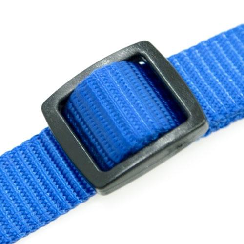 Adaptador cinto de segurança TK-Pet azul