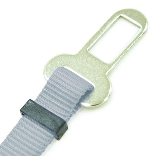 Adaptador cinto de segurança TK-Pet cinzento