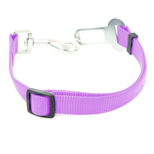 Adaptador cinto de segurança TK-Pet lilás