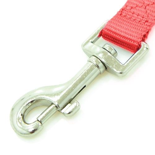 Adaptador cinto de segurança TK-Pet vermelho