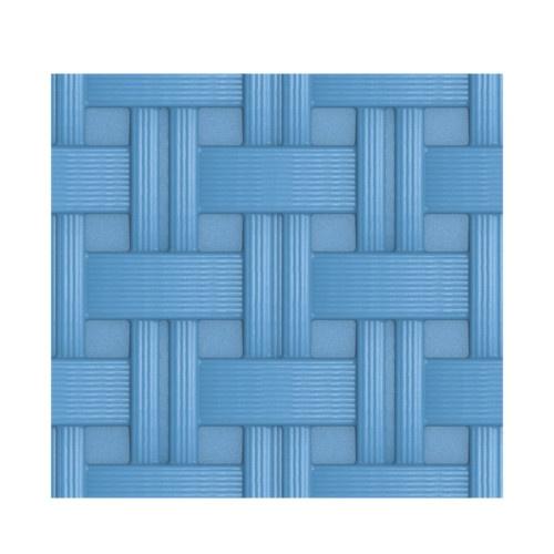 Caixa de transporte com compartimento azul