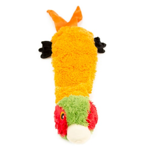 Pato de peluche sem enchimento TK-Pet Ducky