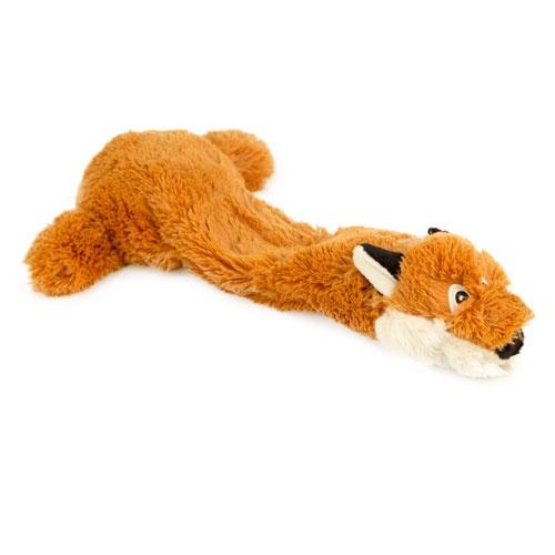 Raposa de peluche sem enchimento TK-Pet Tod